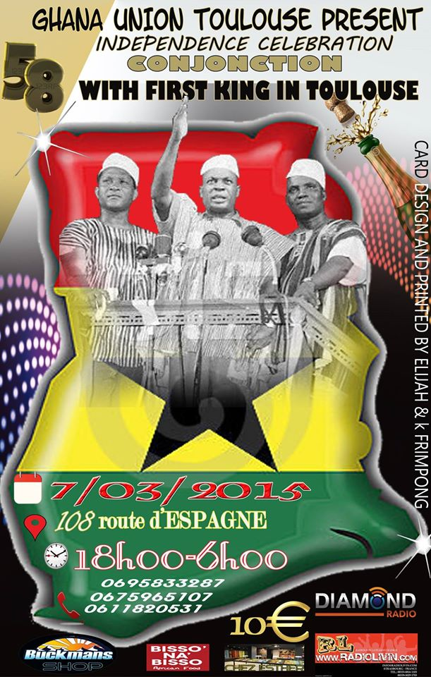 Affiche Independence Day Toulouse