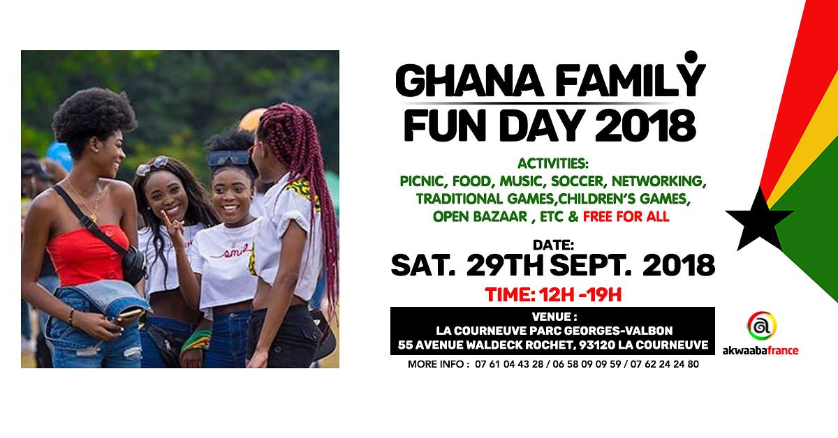 Ghana Family Fun Day