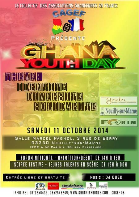Ghana Youth Day