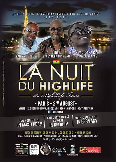 Nuit du Highlife