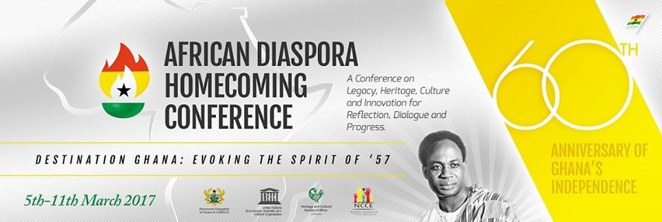 Ghana diaspora homecoming conference
