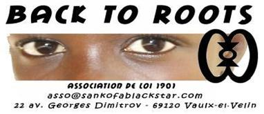 "Logo de l'association ""Back to Roots"""