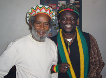 Max Romeo and Alfred Ohene-Akonor