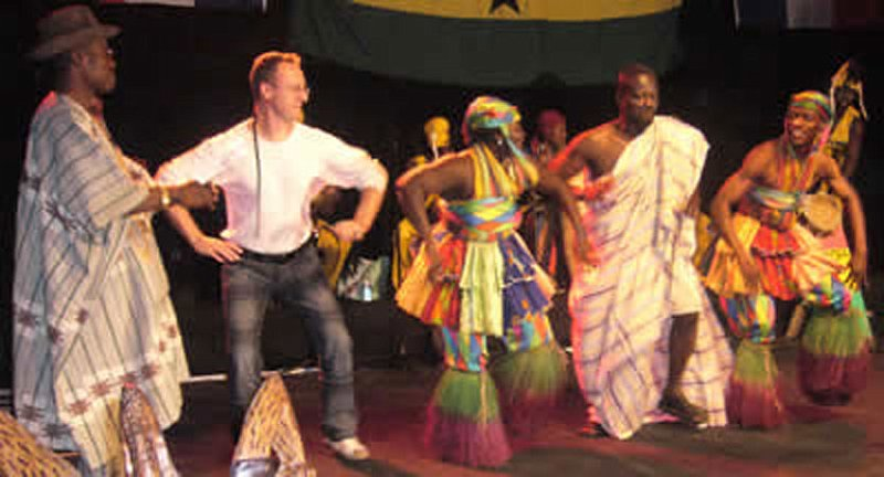 30th June 2007 - Inauguration of SANKOFA