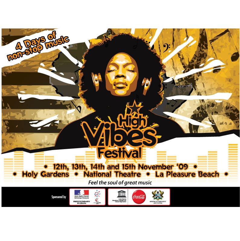 Poster of High Vibes festival